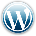 Wordpress, my favourite blogging system.
